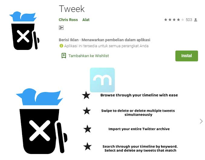 Download Tweek