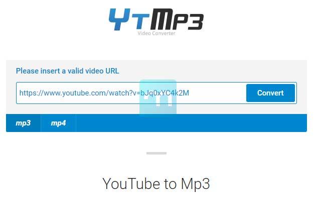 Ubah video YouTube ke MP3